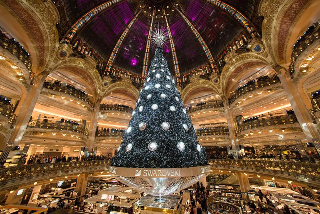 Noël Galeries Lafayette