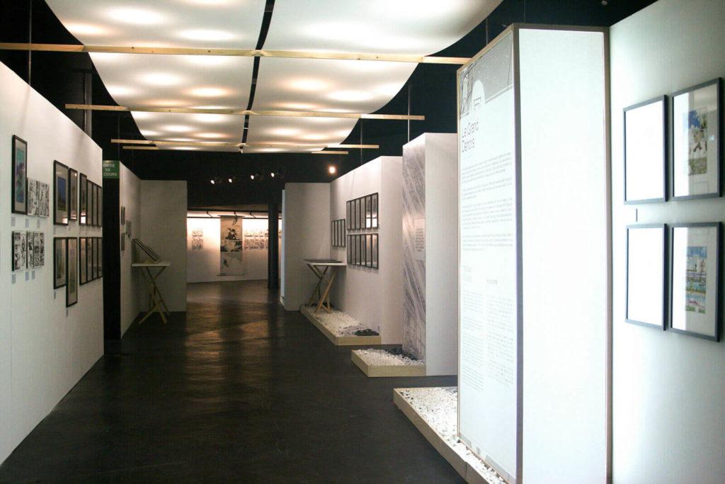 """Ateliers Artigo Paris - FIBD ANGOULÊME 2015 Ateliers Artigo Paris - Expo """"Jiro Tanigushi l'homme qui rêve"""" - Festival International de la Bande Dessinée d'Angoulême"""