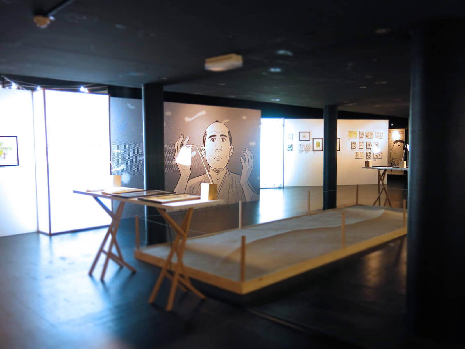 "FIBD ANGOULÊME2015 Ateliers Artigo Paris - Expo ""Jiro Tanigushi l'homme qui rêve"" - Festival International de la Bande Dessinée d'Angoulême"