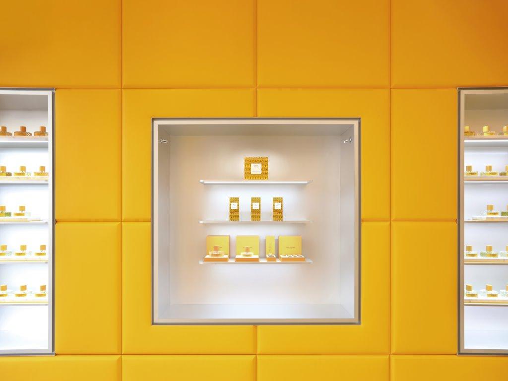 Réalisation Ateliers Artigo Parfumerie Vilhelm Paris Crédit Photo ©François Goizé