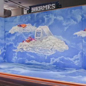 Ateliers Artigo Paris - Hermès Vitrines